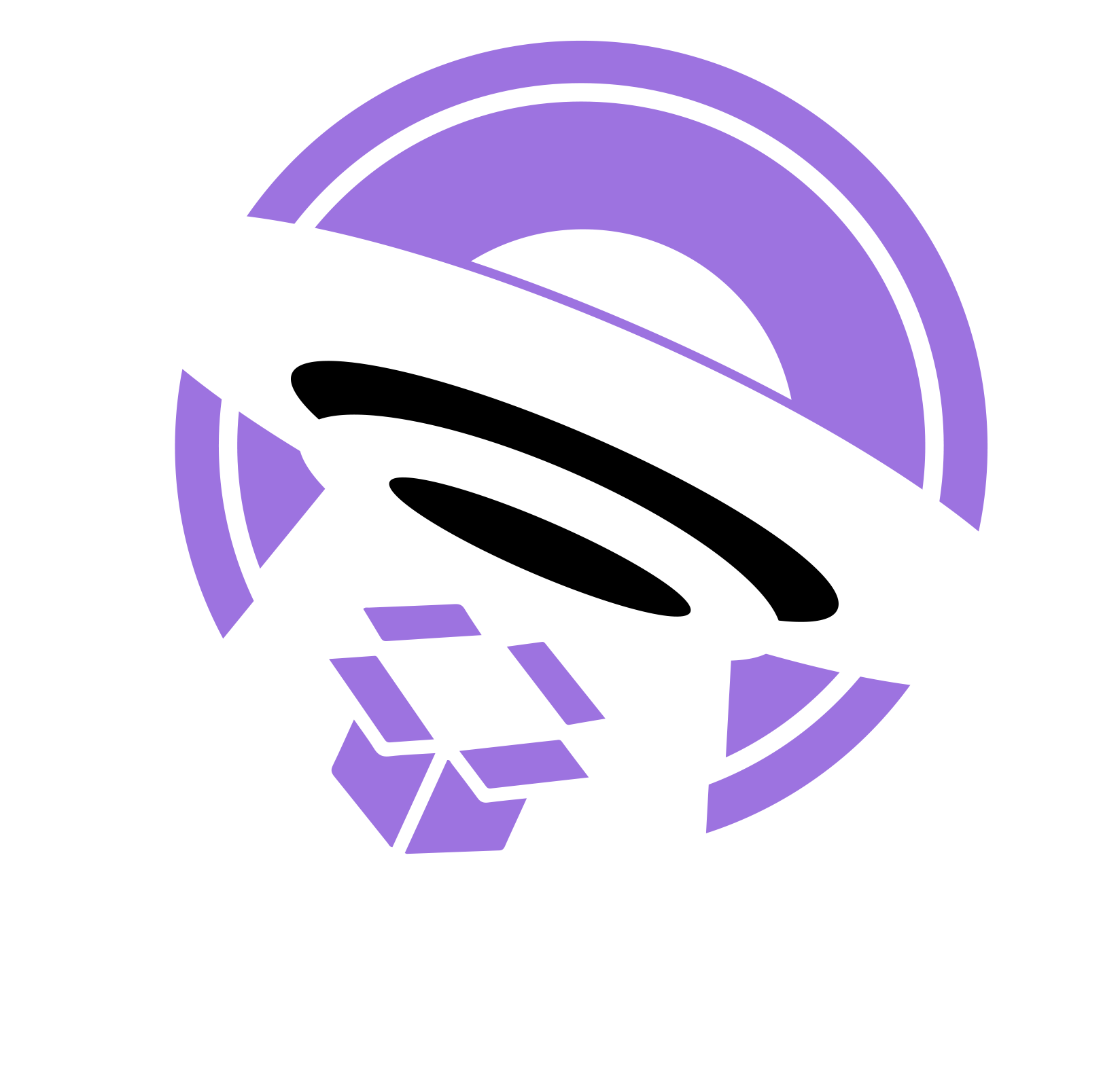 Space Moving Logo
